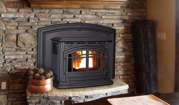 Enviro M55 Multi Fuel Fireplace Insert Friendly