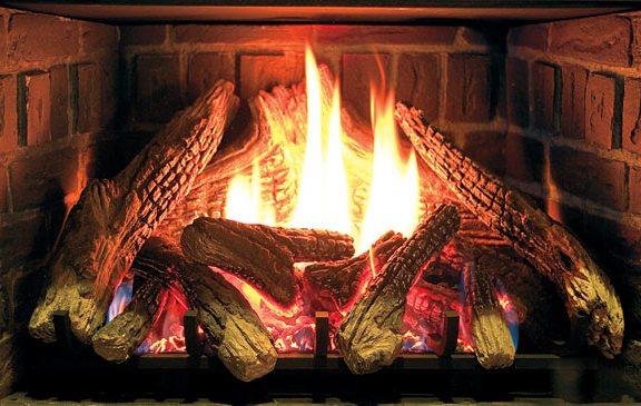Enviro E30 Gas Fireplace Insert Log Burn