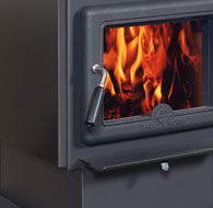 Great Value Side Profile Wood Stove