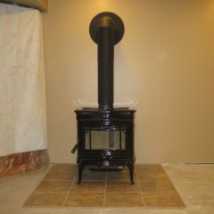 Beaudet Wood Stove