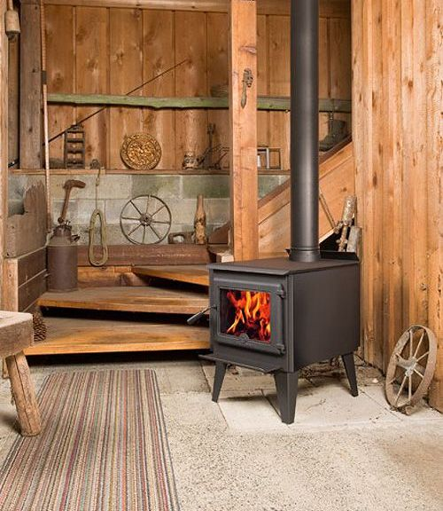 Pacific Energy True North Wood Stove