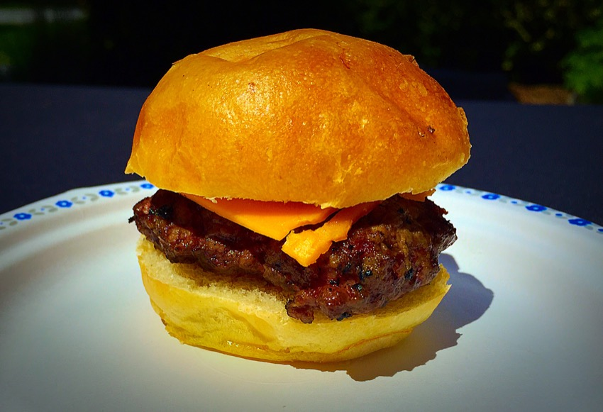 Harpers BBQ Burger 12