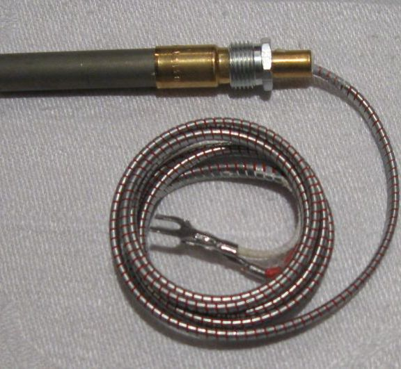 Gas Fireplace Thermopiles - Thermocouples & Thermopiles - Friendly FiresFriendly Fires