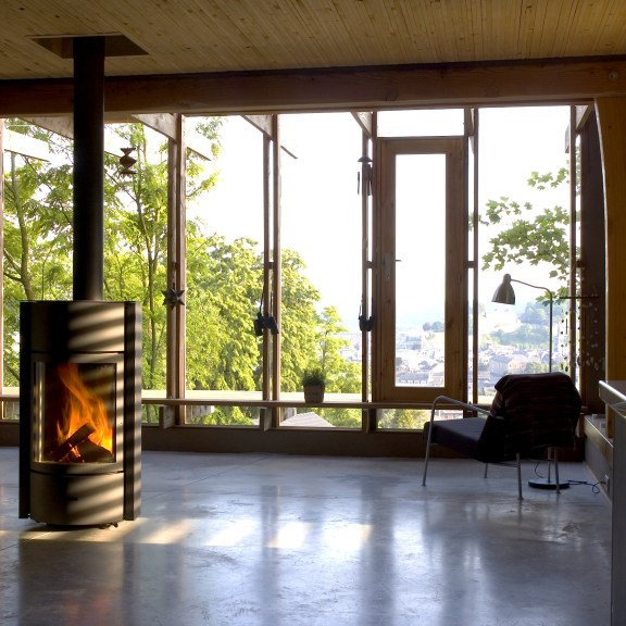 Stuv 30 Wood Stove Cottage Friendly Fires