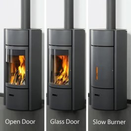 Stuv 30 Wood Stove Window Options Friendly Fires