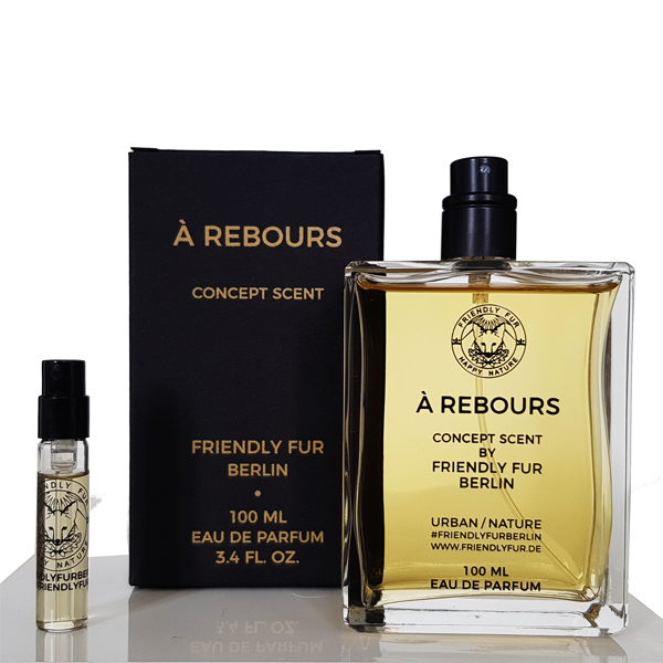 Friendly fur perfume