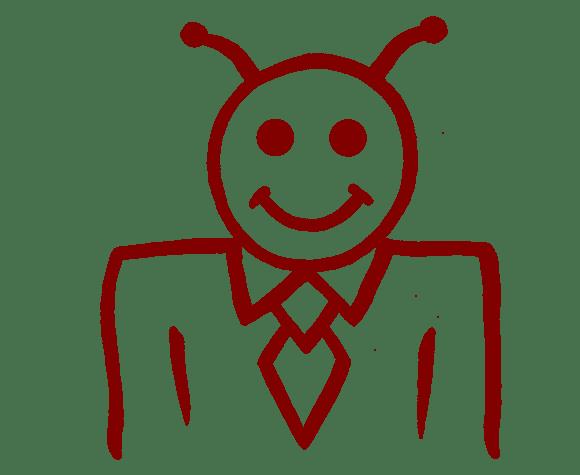 Friendly Martian logo