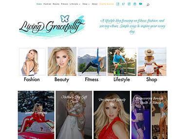 livinggracefully.me/ website image