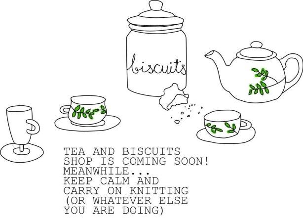 tea and biscuits shop