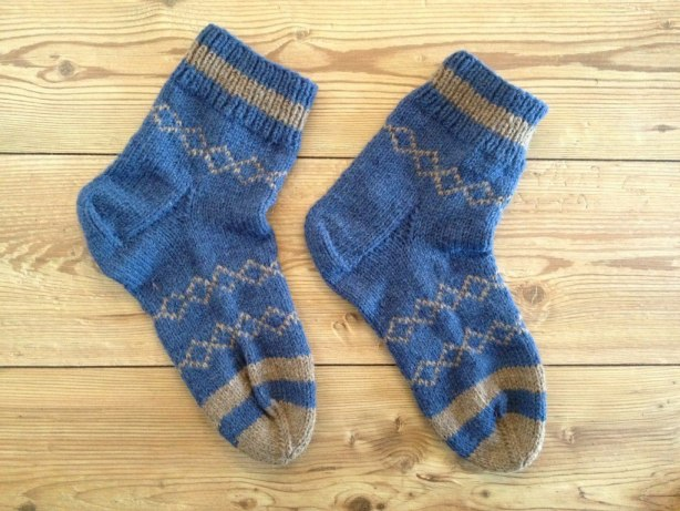 knitting socks step by step
