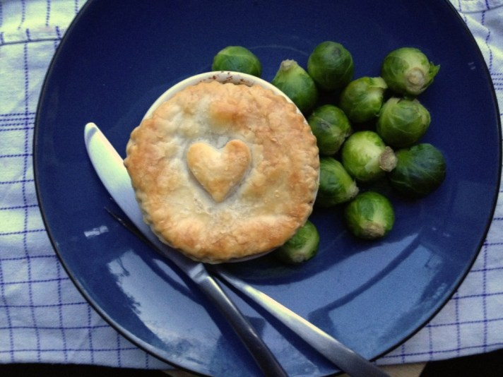 Steak and ale pies