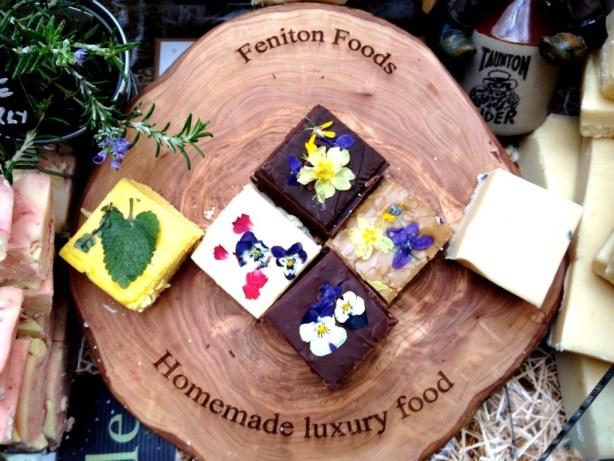 Flowery bakes :-)