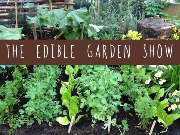 The edible garden show in London