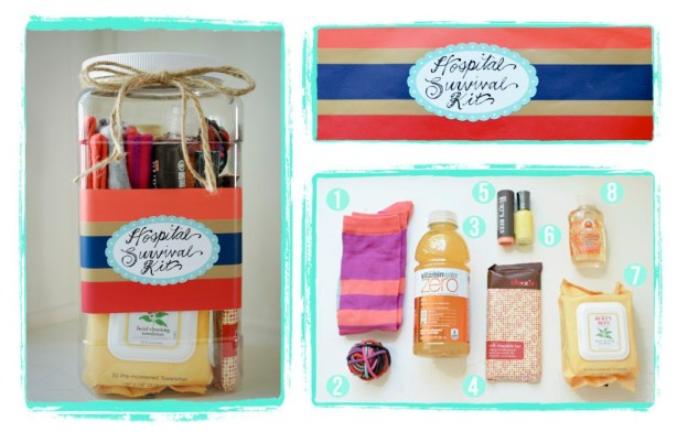Babyshower gift idea
