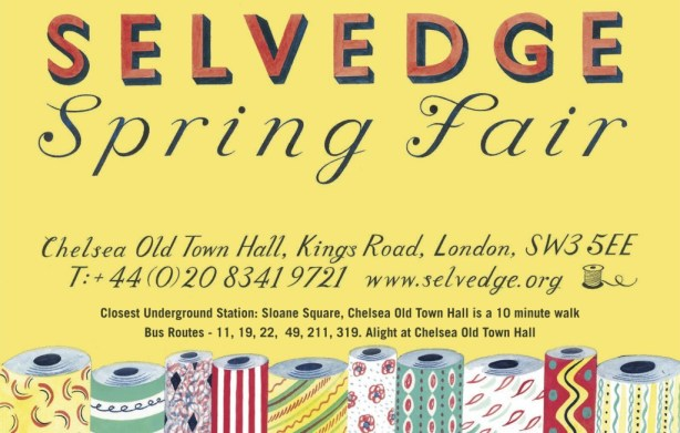 Selvedge-Spring-Fair 2014
