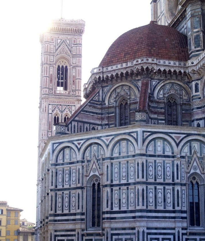 Florence architecture in Italy