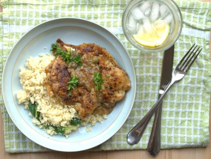 Chicken piccata/lemon chicken recipie
