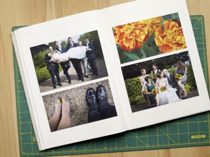 Tips on making a photo album
