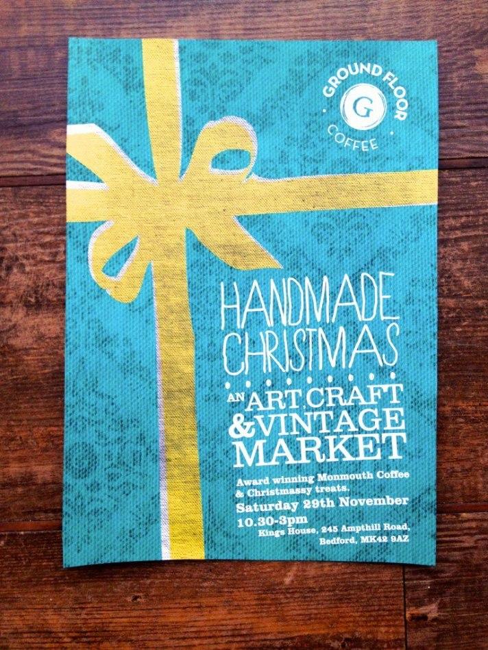 Christmas Art, Craft & Vintage Market! Bedford