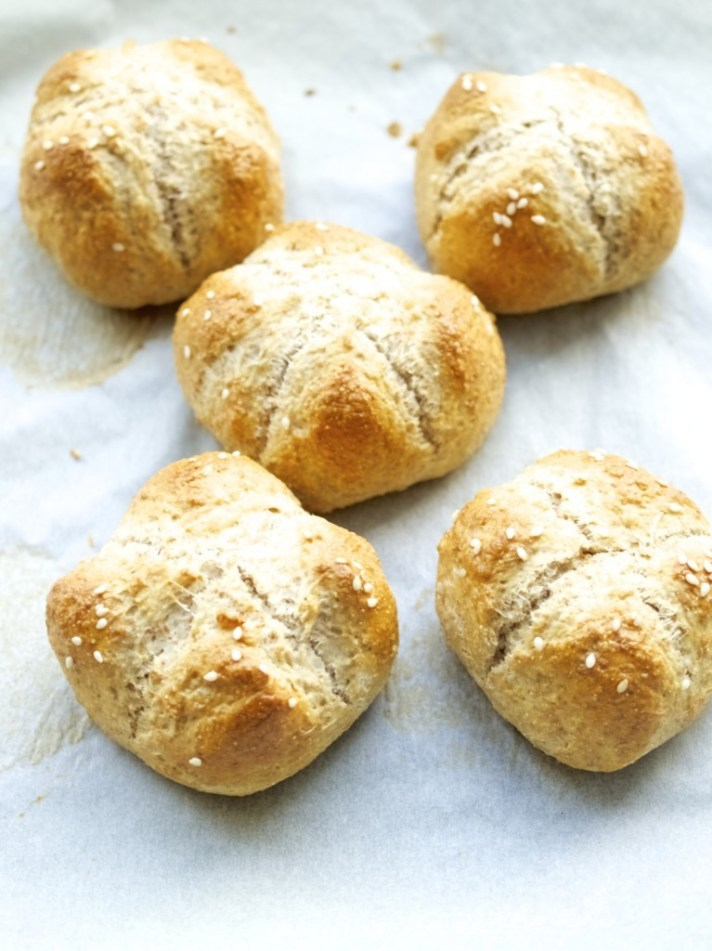 Soda Bread with Spelt recipe