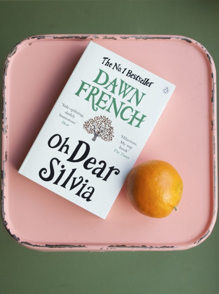 """""""Oh Dear Silvia"""" Dawn French book review"""