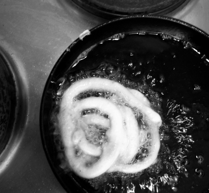 Basic funnel cake recipe