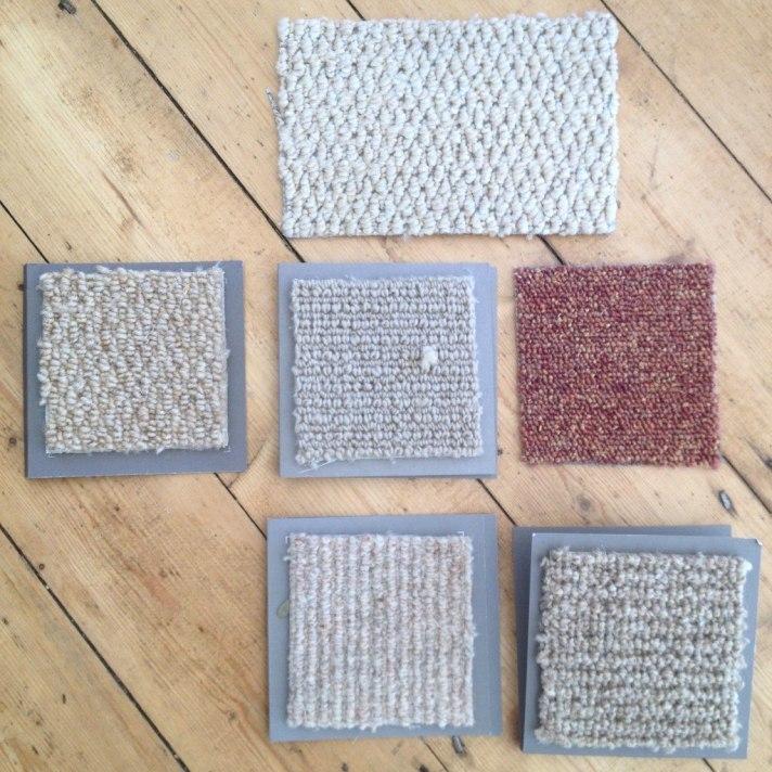Choosing carpet