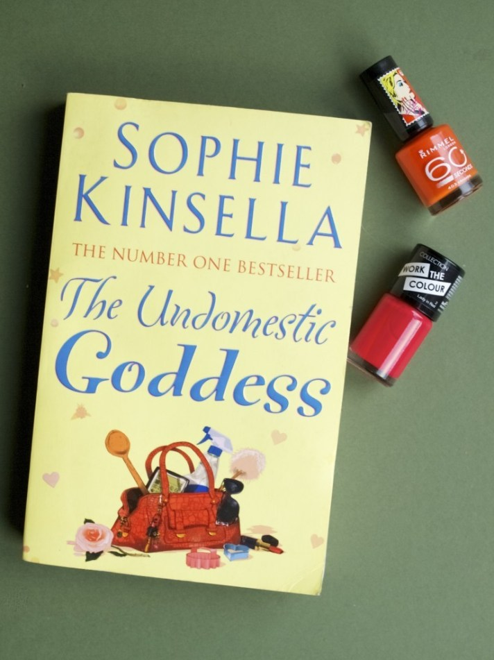 The Undomestic Goddess by Sophie Kinsella book review