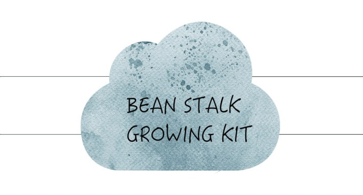 Bean stalk growing kit printable
