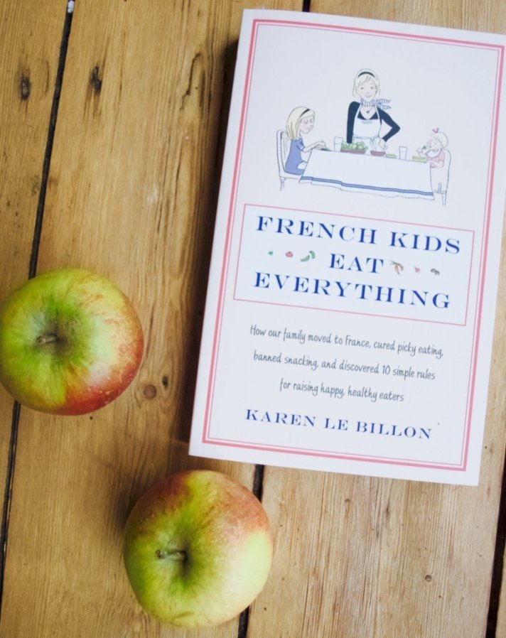 """My thoughts on """"French Kids Eat Everything"""" book"""