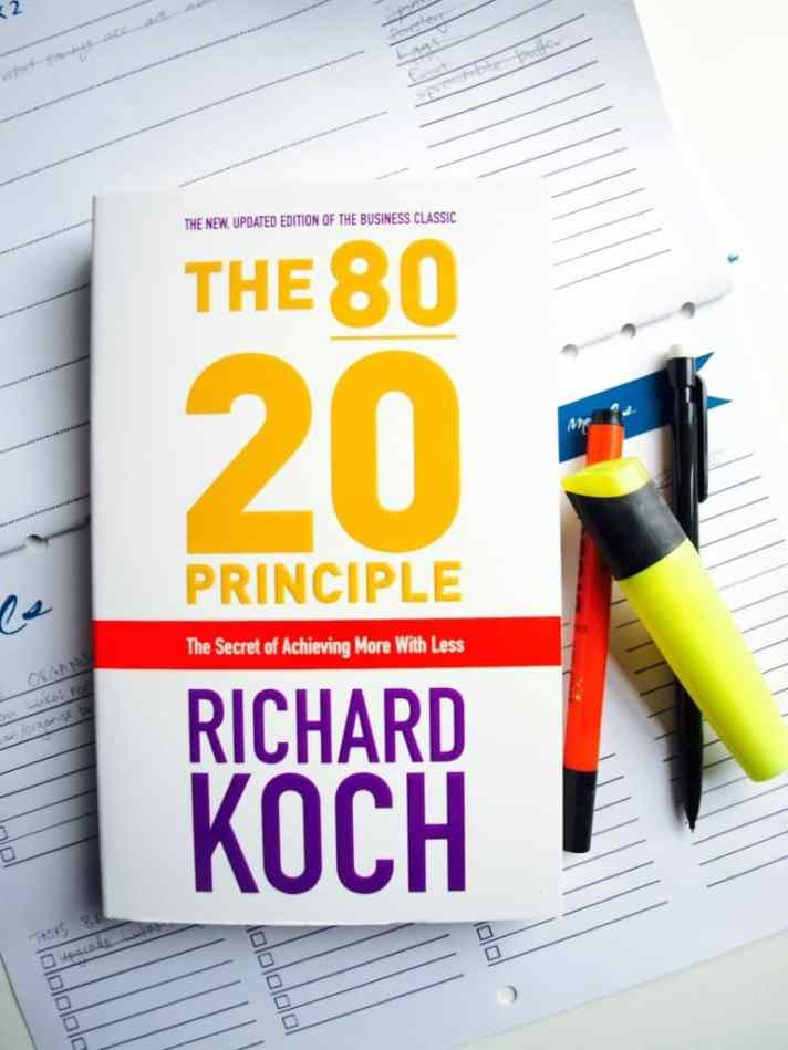 "My thoughts on ""The 80/20 Principle"" book"