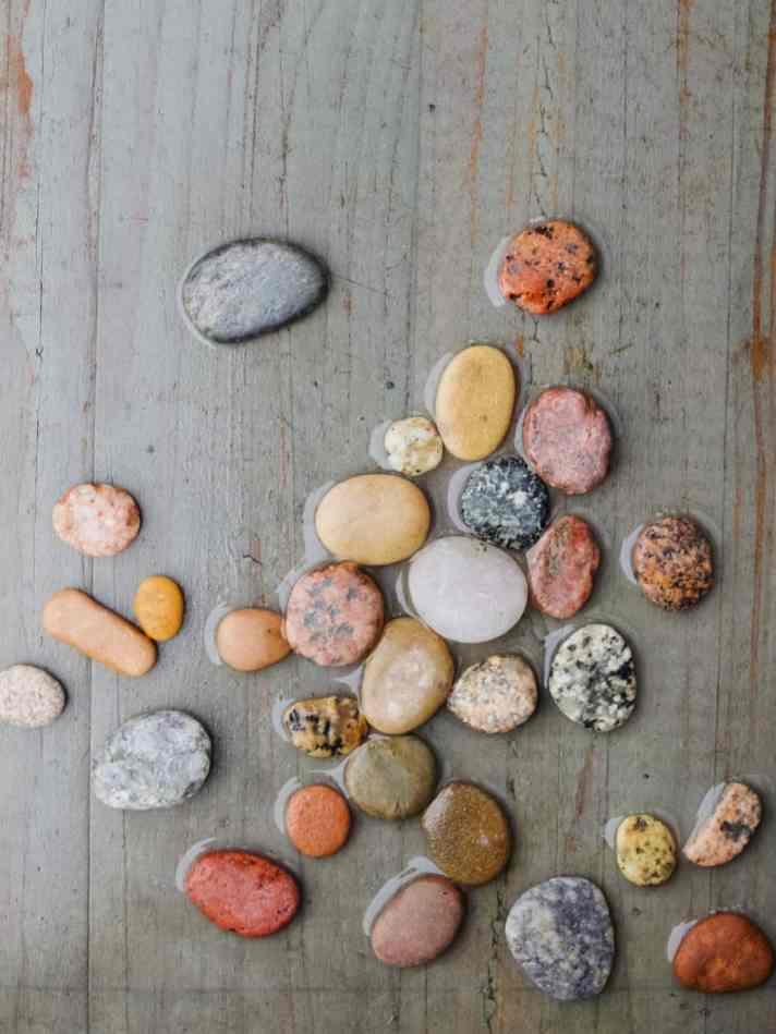Baltic sea colour palette, how to create palette using paint