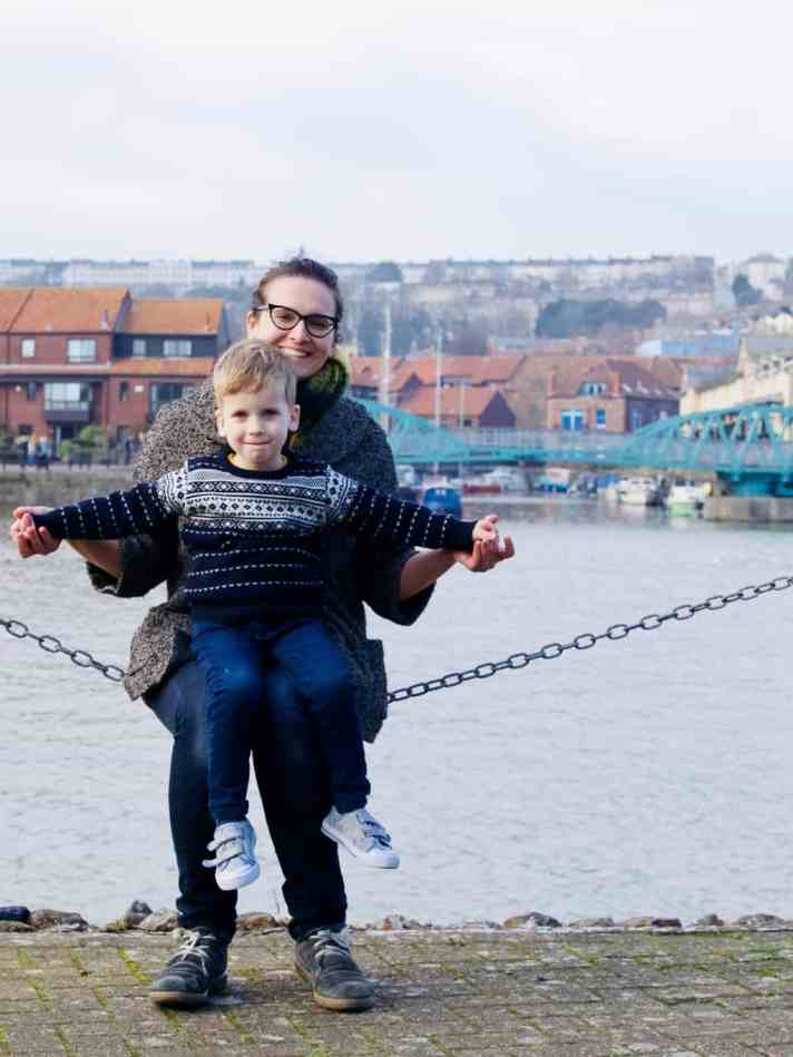 Our city break in Bristol with kids