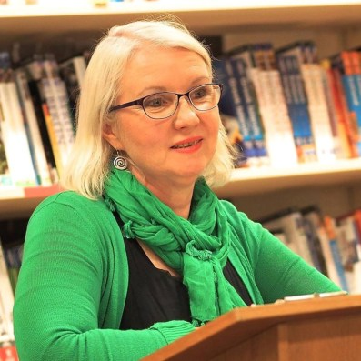 Kerry Harte Poetry Reading