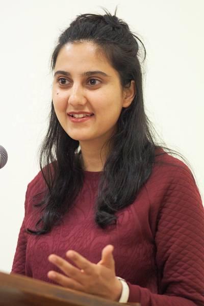 Pratiksha Khanna Singh