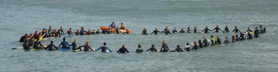 Paddle Out - Friends Alternative Funerals