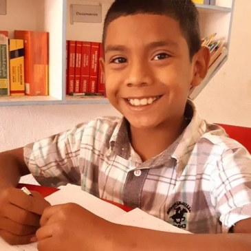 "You Can Help Support ""Special Learning Processes"" for Children Like Marvin"