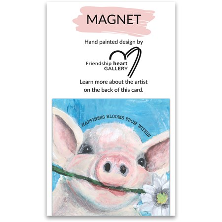 Magnet – Happiness Comes From Within