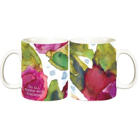 Mug – Do All Things With Kindness