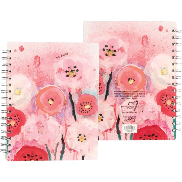 Spiral Notebook – Be Kind