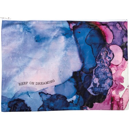 Zipper Folder – Keep On Dreaming