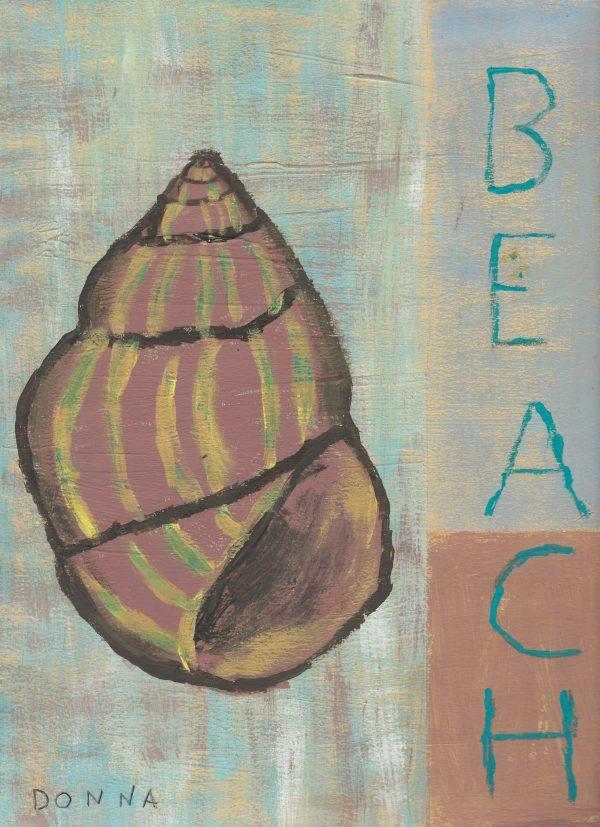 DS Beach House 9×12 acrylic $40 5-16