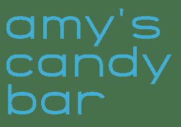 Amy's Candy Bar logo