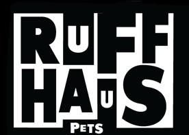 Ruff Haus Pets logo