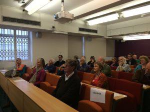 Skype audience at BYM 2015