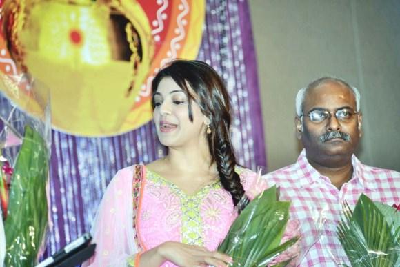 Kajal Aggarwal at NATS (5)