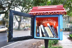 New Orleans Little Free Library