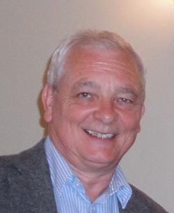 Michael Fitt OBE, Chairman of The Royal Parks Guild