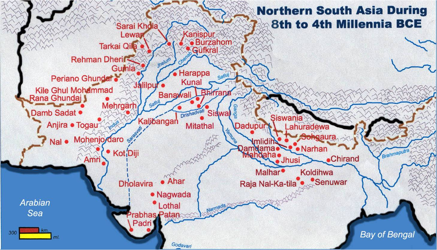 The 8th Millennium Bc In The Lost River Valley