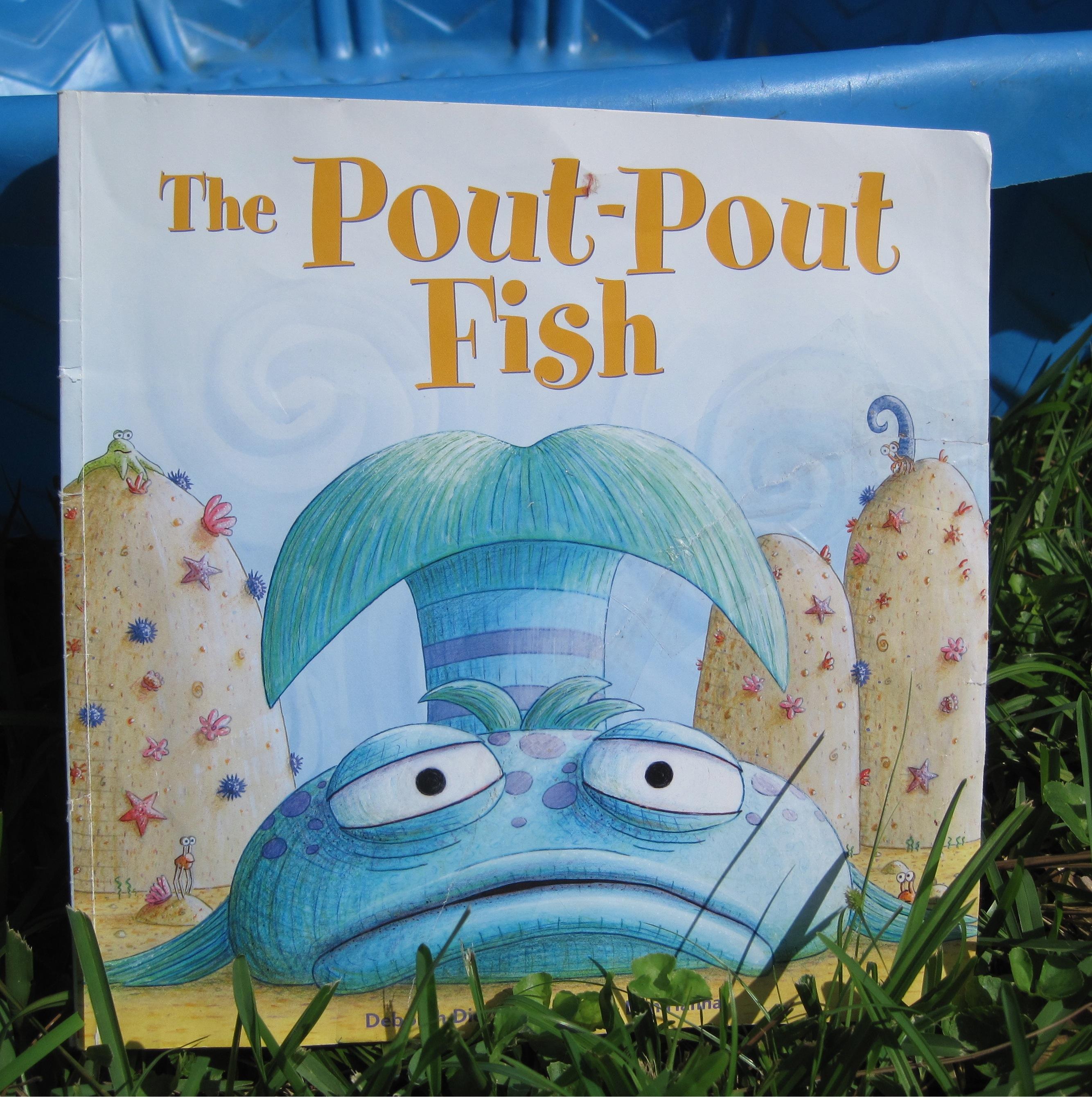The Pout Pout Fish By Deborahsen